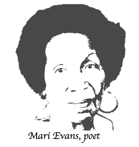 the rebel by mari evans poem Help understanding poem i am a black woman i'm trying to understand the poem i am a black woman by mari evans what is it about.