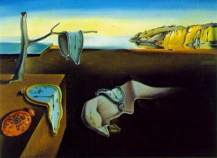 The Persistence of MemoryDALI