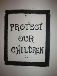 protect our children sign from florida 11