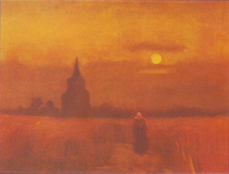 790px-Van_Gogh_-_Der_alte_Friedhofsturm_in_Nuenen2