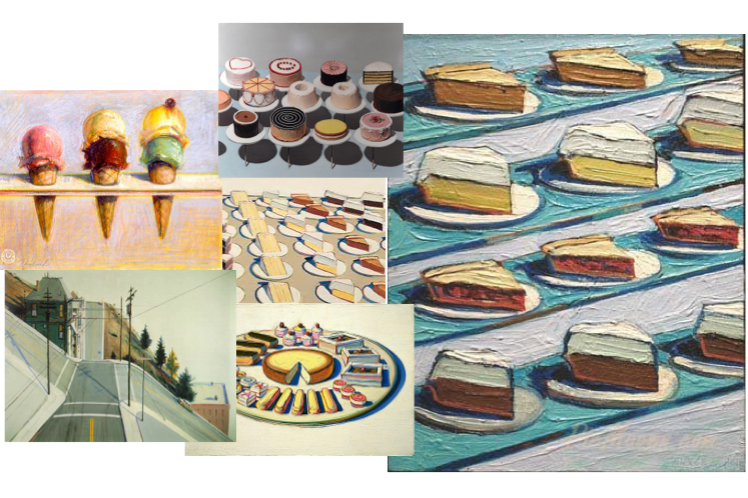 art by wayne thiebaud_priorhouse