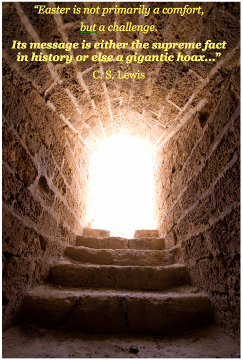 empty tomb photo with cslewis quote_priorhouse