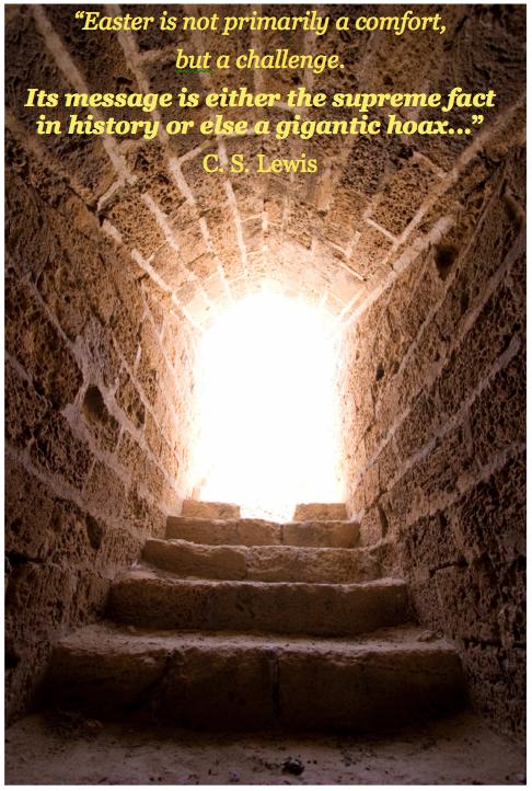 empty tomb photo with cslewis quote_priorhouse