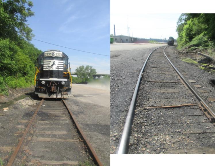 train no longer on the move - priorhouse 2014