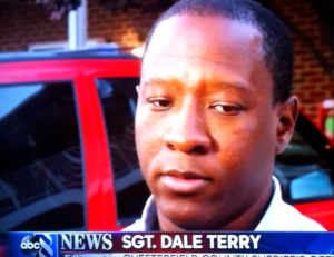 dale terry said it was divine intervention