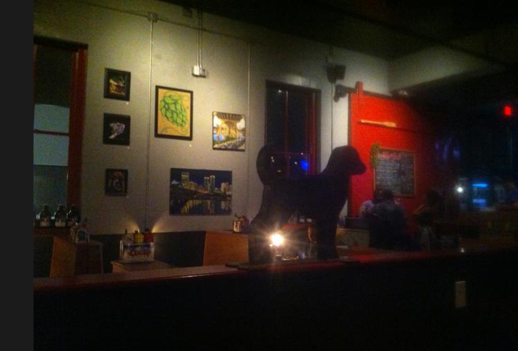 lights in rva - at station 2 restaurant
