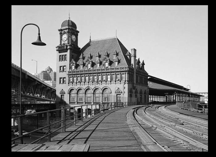 richmond train station in 1919
