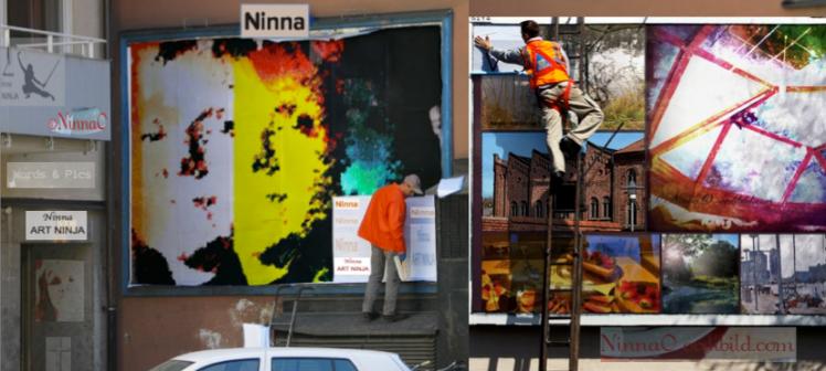 art ninja-ninna