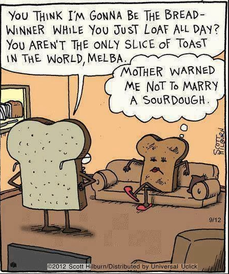 bread joke