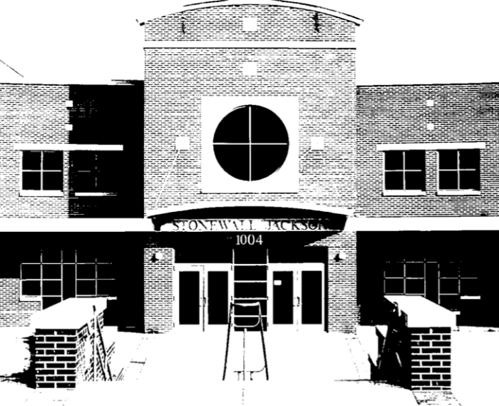 stonewall jackson middle school