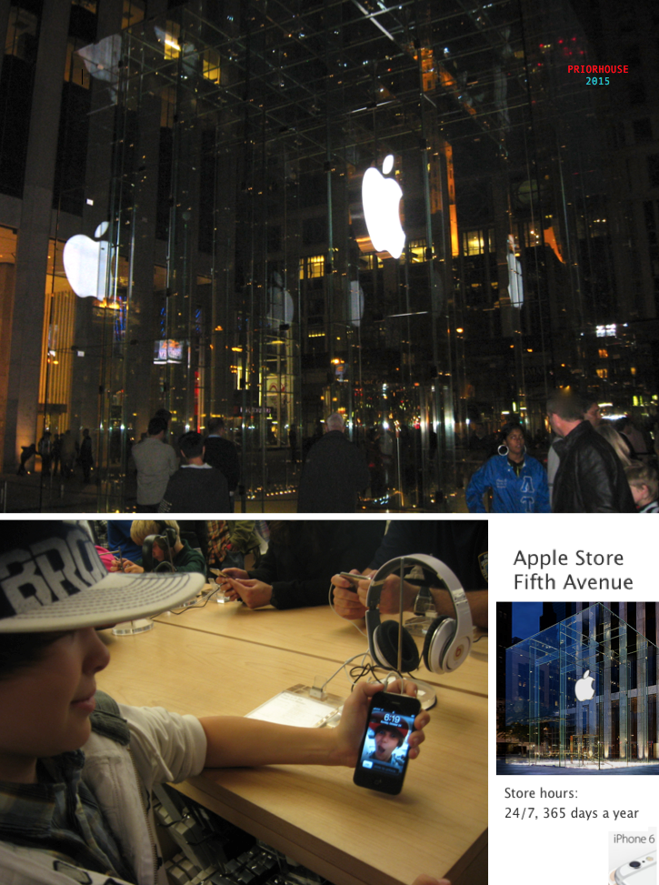 apple store in nyc - priorhouse 2015