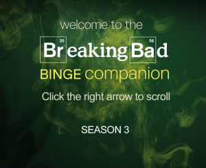 breaking bad binge