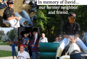 in memory of david- priorhouse