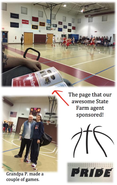 basketball with gp