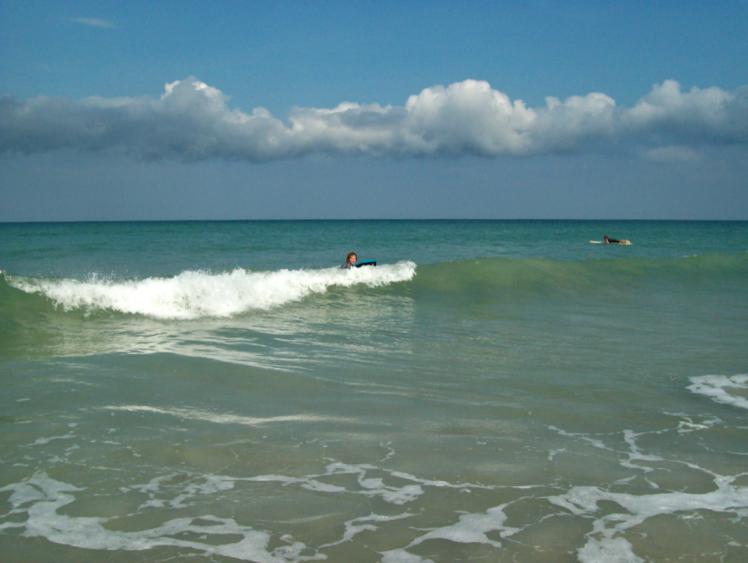 east coast atlantic ocean 2010