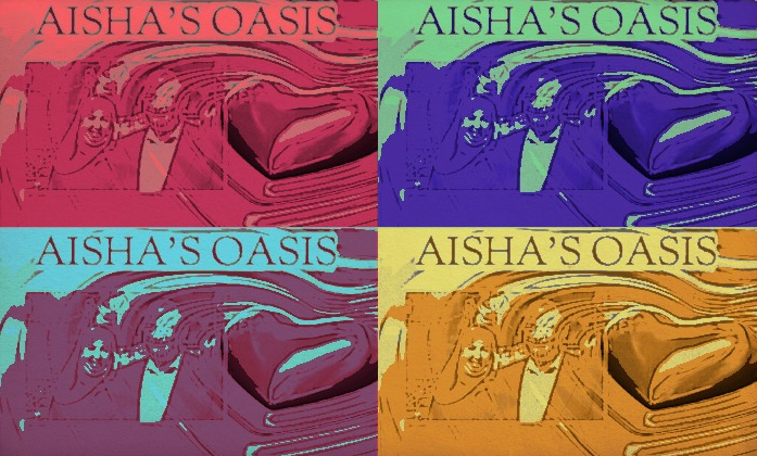 for aishas oasis