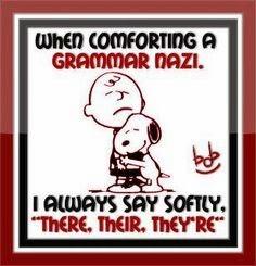 from bytes grammar nazi peanuts