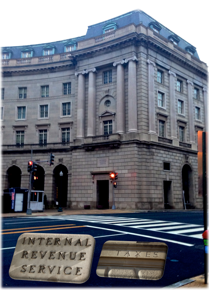 internal revenue service washington dc- 2015