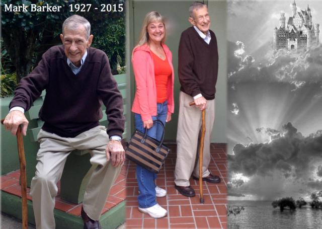 mark barker rip - 1927-2015