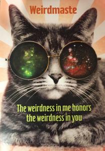 cat weirdmaste