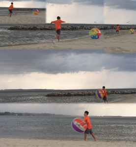 873-a-boy with beach ball