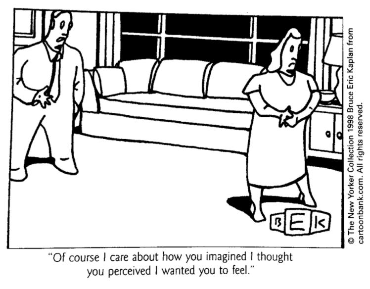 comic - framing what we say