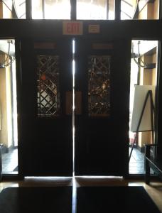 door-with-mirrors