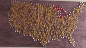 usa-string-art