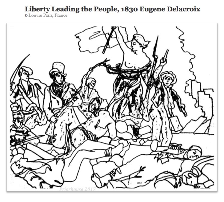 art-liberty-delacroix-liberty-coloring-sheet