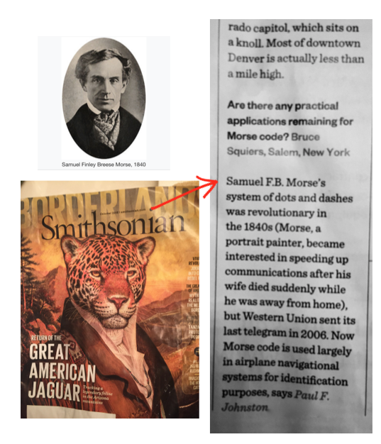 art-morse-in-smithsonian-magazine