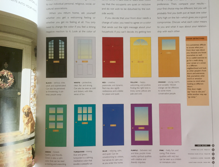thursday doors looking out and door color meanings priorhouse blog door color meanings priorhouse blog