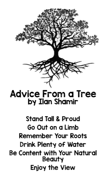 tree advice Ilan Shamir