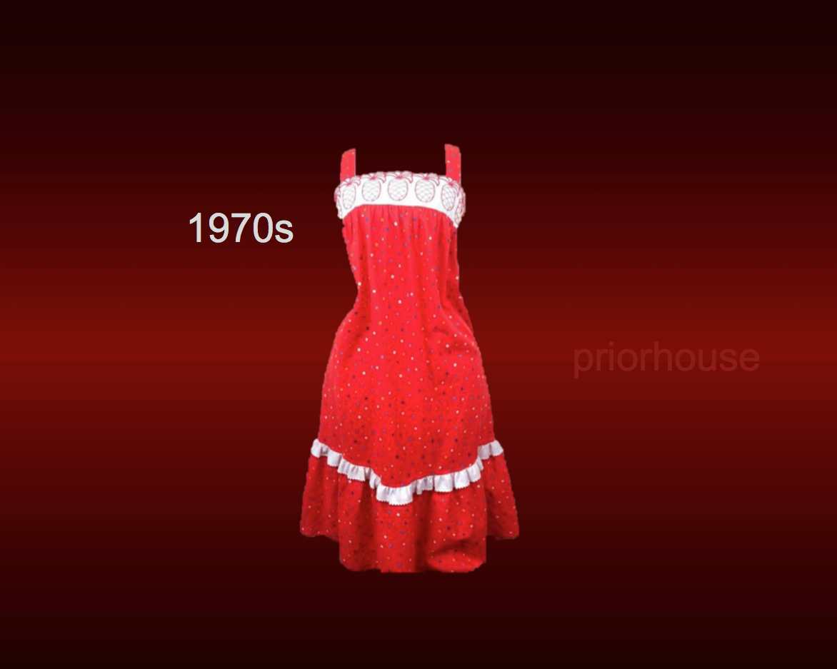 #93 1980/'S EVENING GOWN OR SHORT DRESS PATTERN