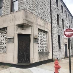 Corner Door 1
