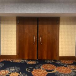 MEETING ROOM DOORS