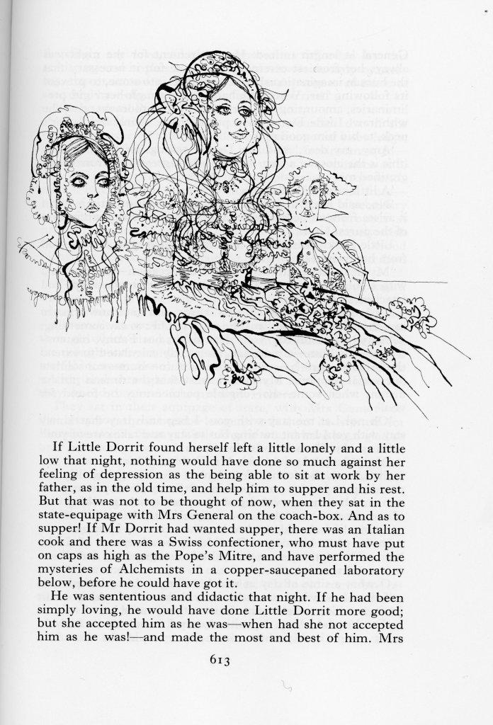 1- little dorrit page 613 from derrick - key passge