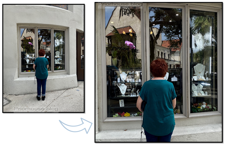 doors- window shopper lady teal shirt jeans