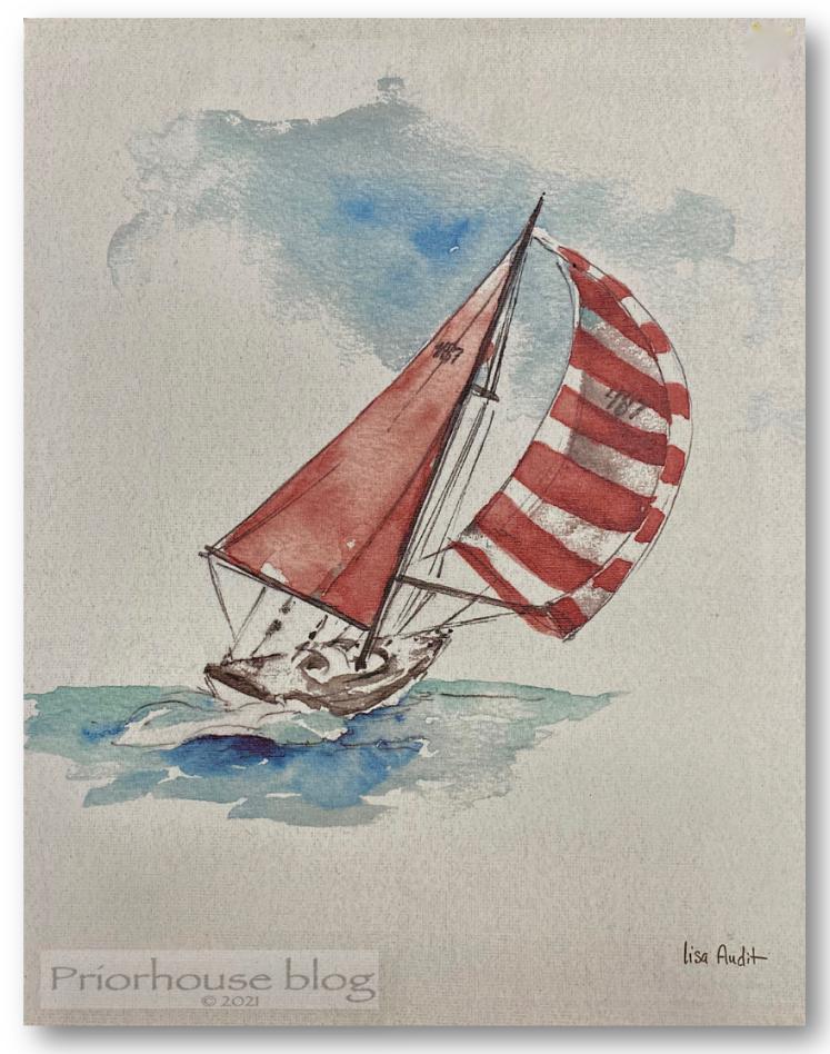 june6 rose teal blue sail bpat by lisa audit