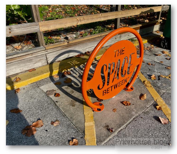 shadow-shade-lens-artist-june-2021- space rack bike post